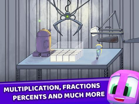 Matific Galaxy - Maths Games for 6th Graders screenshot 9