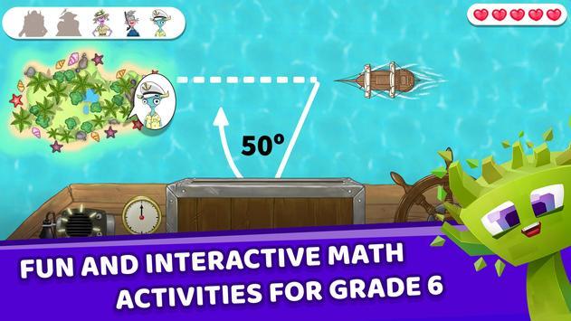 Matific Galaxy - Maths Games for 6th Graders screenshot 2
