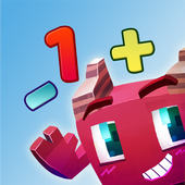Matific Galaxy - Maths Games for 1st Graders 图标