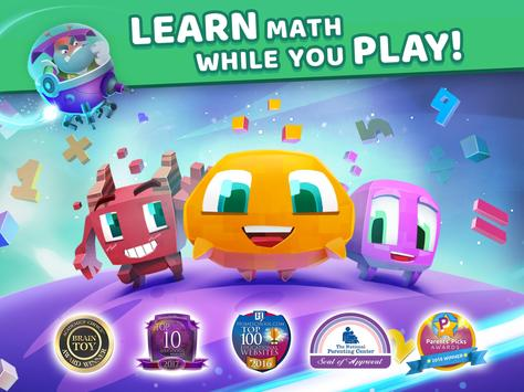 Matific Galaxy - Maths Games for 1st Graders 截图 6
