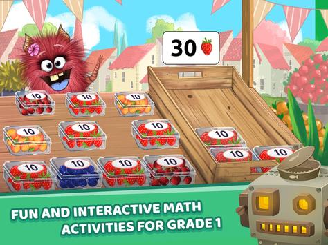 Matific Galaxy - Maths Games for 1st Graders 截图 8