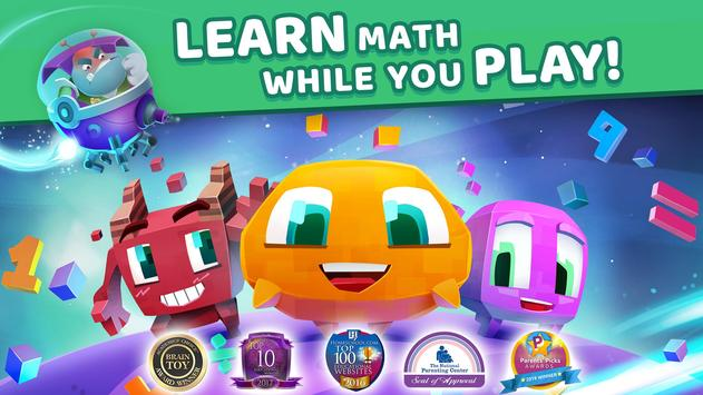 Matific Galaxy - Maths Games for 1st Graders 海报