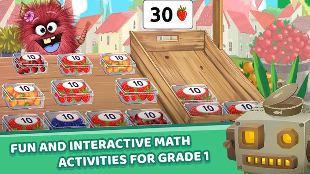 Matific Galaxy - Maths Games for 1st Graders 截图 2