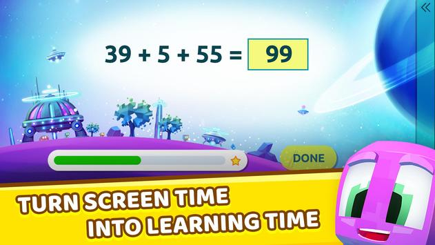 Matific Galaxy - Maths Games for 2nd Graders 截图 1