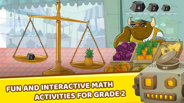 Matific Galaxy - Maths Games for 2nd Graders 截图 2