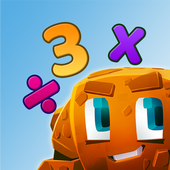 Matific Galaxy - Maths Games for 3rd Graders icon