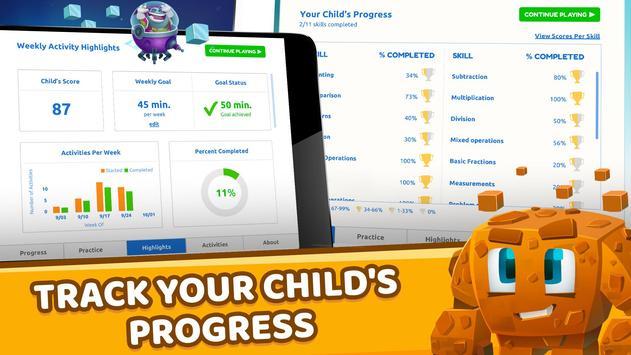 Matific Galaxy - Maths Games for 3rd Graders screenshot 5