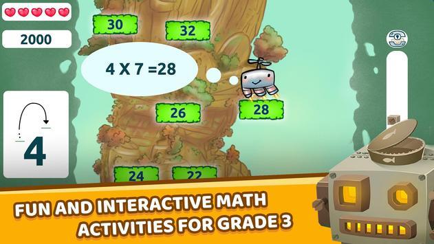 Matific Galaxy - Maths Games for 3rd Graders screenshot 14