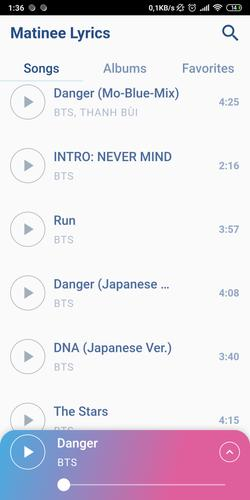 Run Bts Song