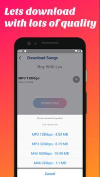 BTS Music screenshot 2