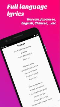 BTS Music screenshot 3