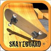 Skateboard Zeichen