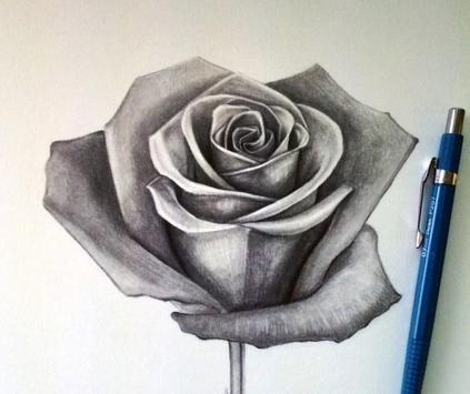 Realistische Kunst Ideen zeichnen für Android - APK herunterladen