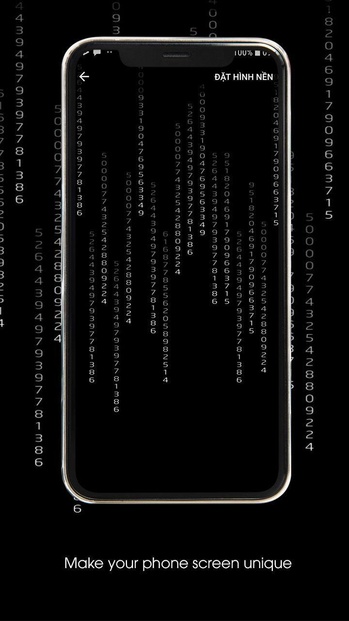 Matrix Live Wallpapers Matrix Code Live Wallpaper For