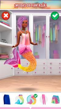 Barbie™ Fashion Closet captura de pantalla 2