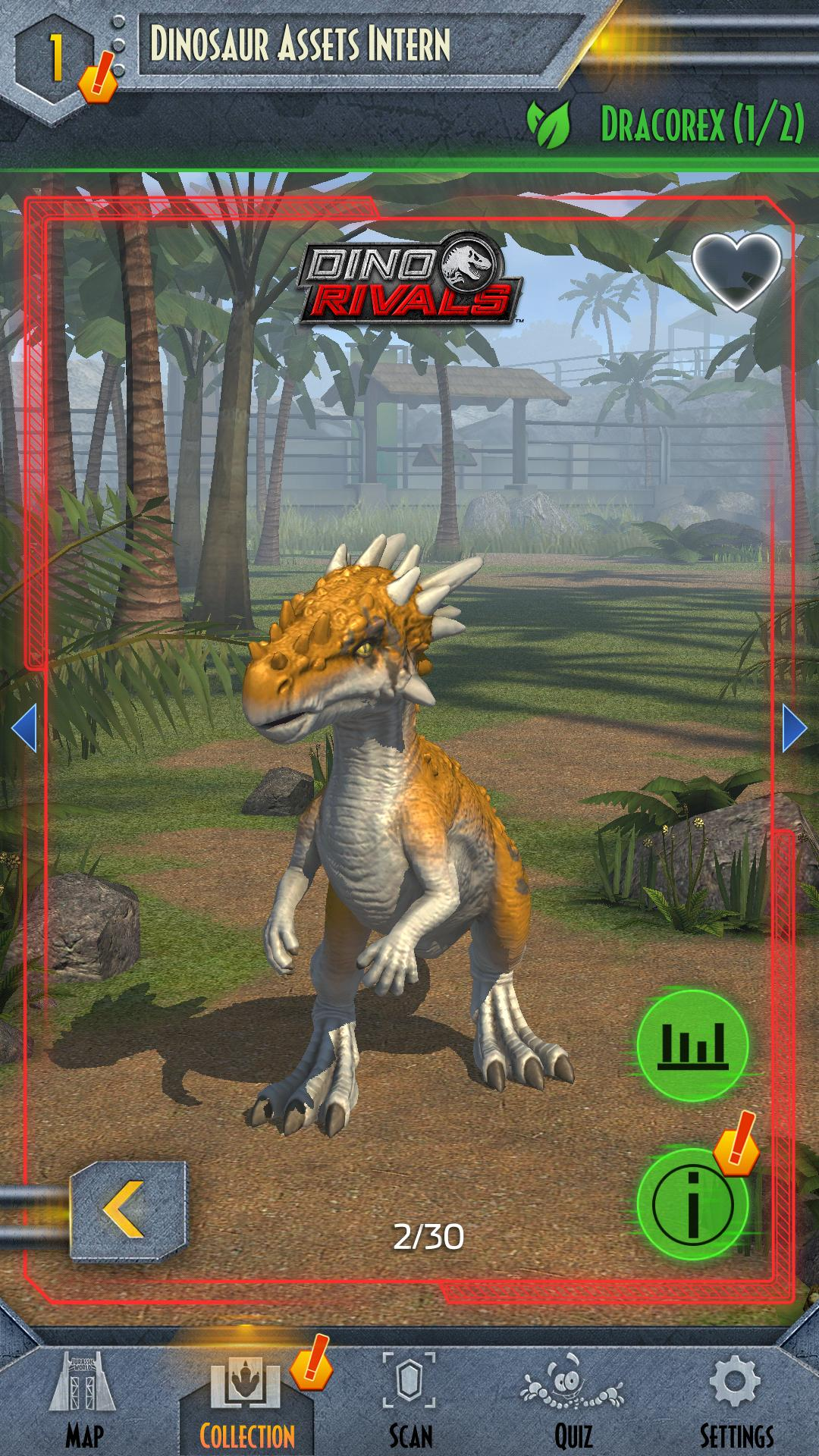 jurassic world facts for android  apk download