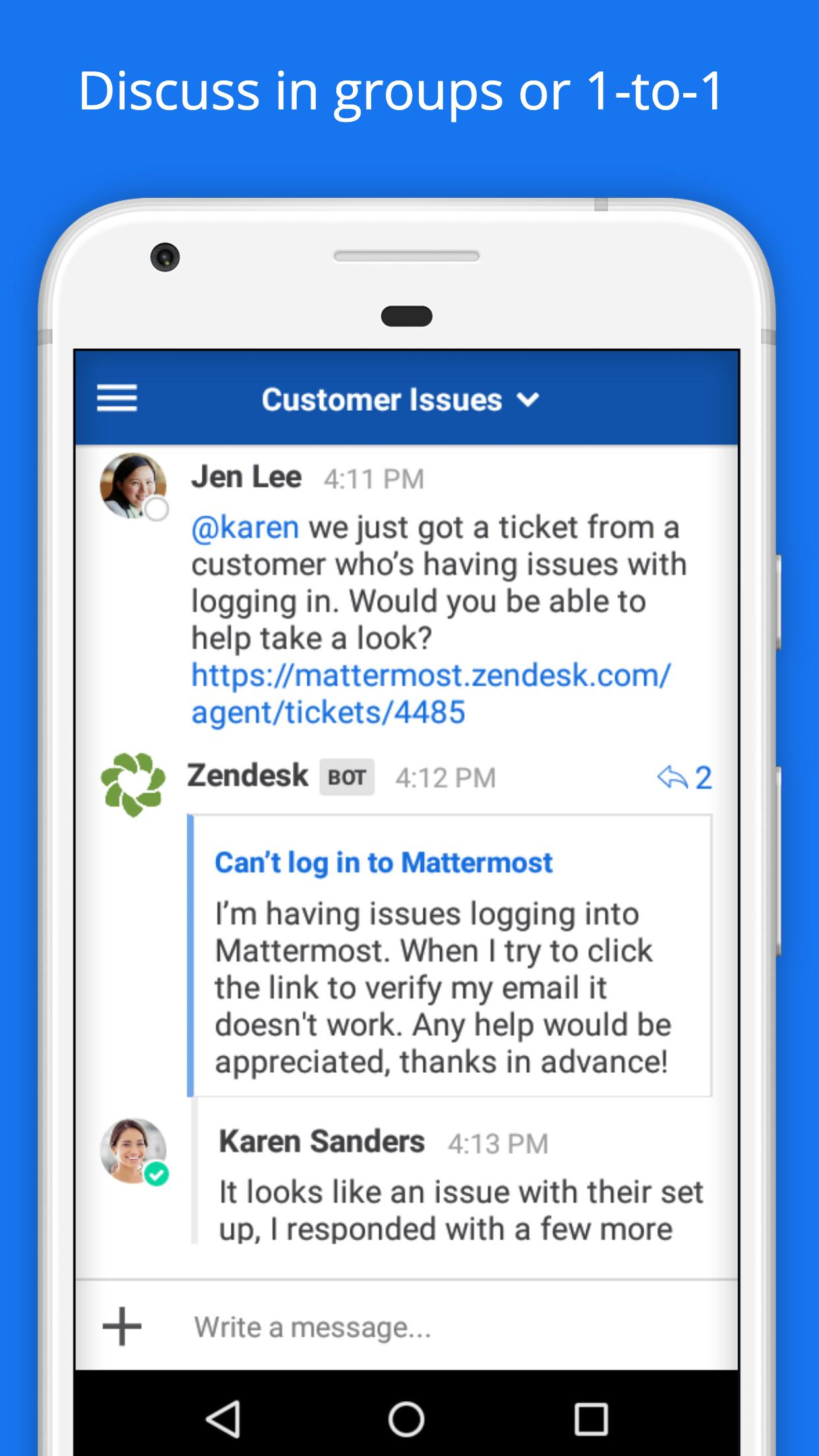 Mattermost for Android - APK Download