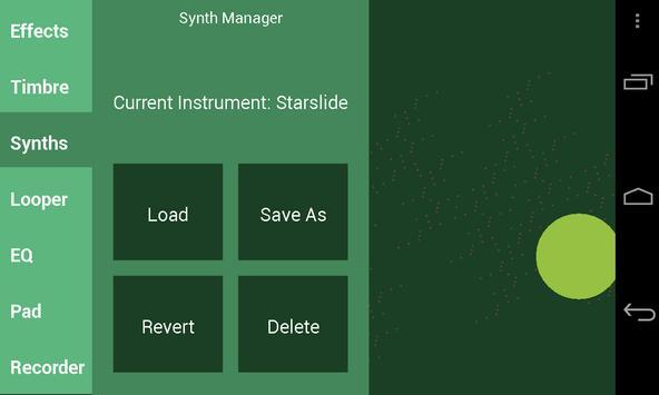 Saucillator captura de pantalla 4