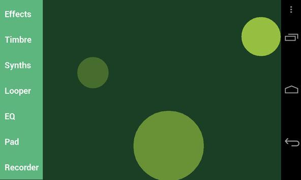Saucillator captura de pantalla 1