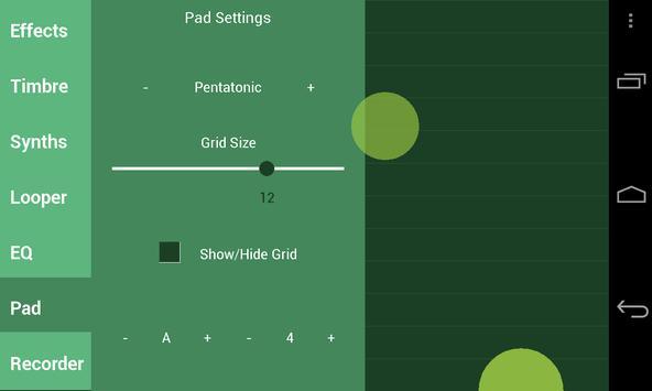 Saucillator captura de pantalla 3