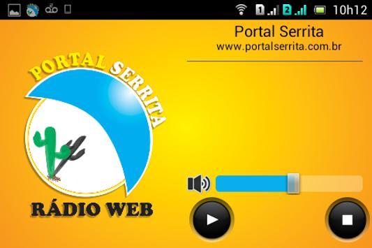 Portal Serrita screenshot 2