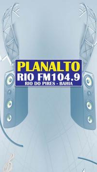 Radio Planaltorio FM poster