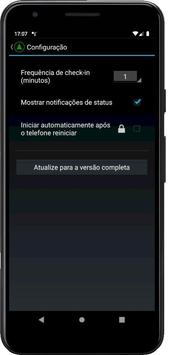 Assistente de Notificação por Push imagem de tela 2
