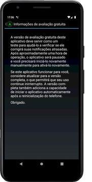 Assistente de Notificação por Push imagem de tela 3