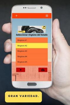 tonos varios gratis, sonidos y ringtones screenshot 1