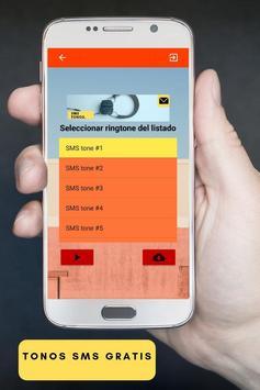 tonos varios gratis, sonidos y ringtones screenshot 2