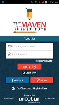 The Maven Institute screenshot 1