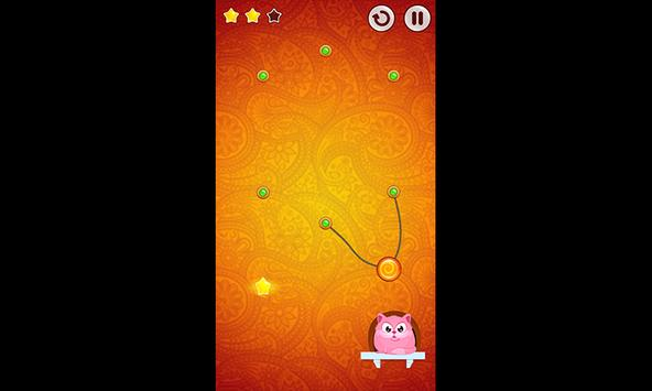 Amazing 3D Cut Rope|String|Cord challenge Game screenshot 5