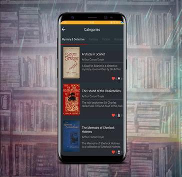 EBook Library screenshot 1