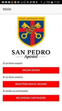 San Pedro poster
