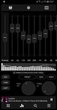 Poweramp screenshot 3
