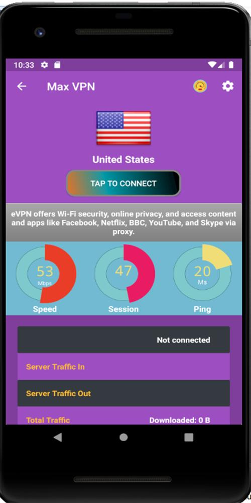 Maxtube VPN for Android - APK Download