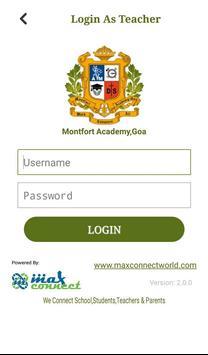 Montfort Academy,Goa screenshot 3
