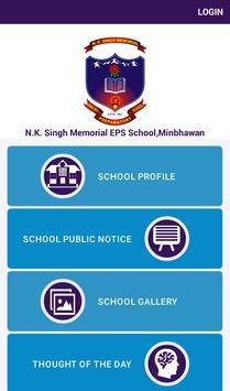 N.K. Singh Memorial EPS School,Minbhawan screenshot 1