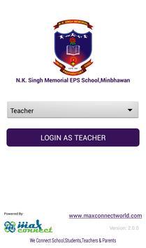 N.K. Singh Memorial EPS School,Minbhawan screenshot 2