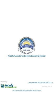 Prabhat Academy English Boarding School, Rolpa poster