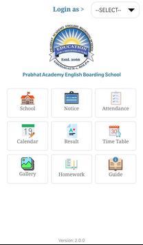 Prabhat Academy English Boarding School, Rolpa screenshot 1