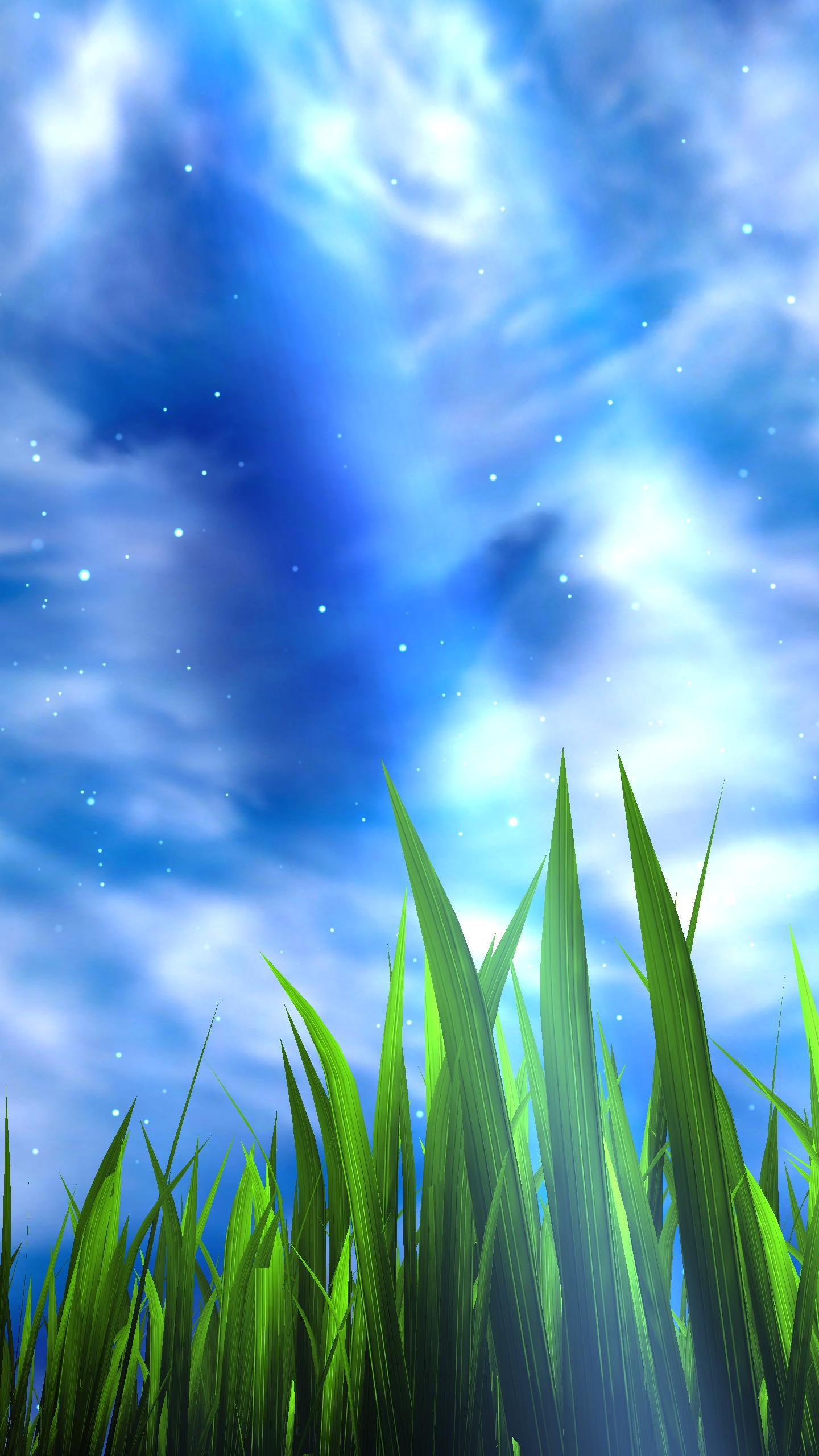 3D GRASS Live Wallpaper for Android - APK Download