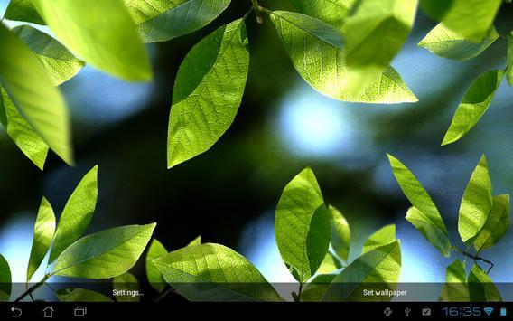 Fresh Leaves captura de pantalla 18