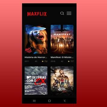 Maxflix HD imagem de tela 1
