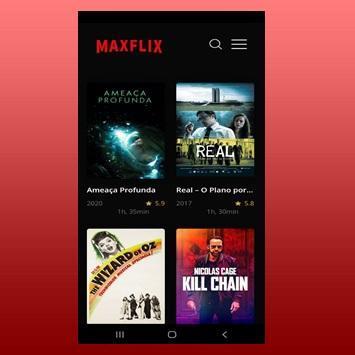 Maxflix HD imagem de tela 2