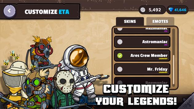 Multi Legends screenshot 5