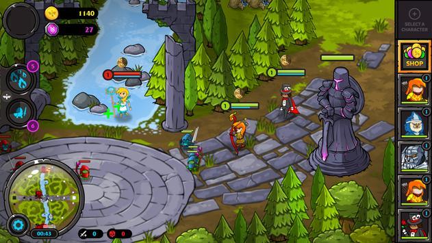 Mini Legends 截图 9