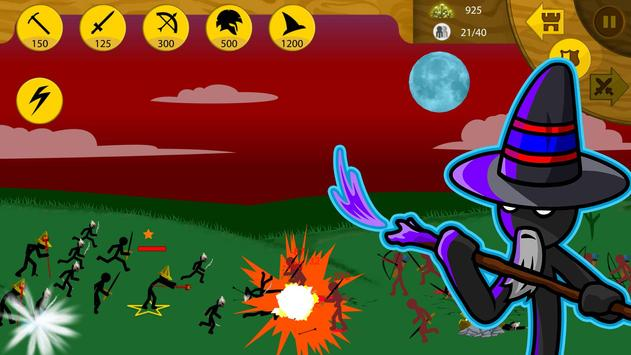 Stick War: Legacy captura de pantalla 4