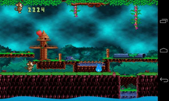 Jungle Monkey 2 capture d'écran 3