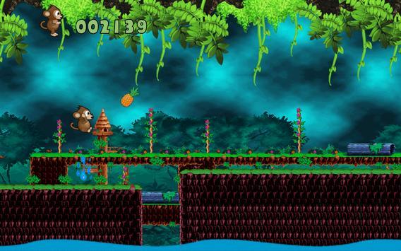Jungle Monkey 2 capture d'écran 11